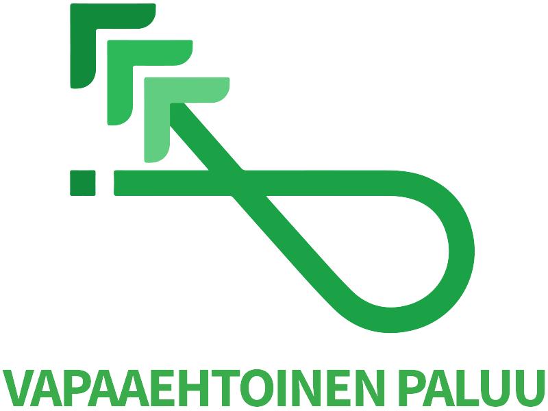 Vapaaehtoinen paluu logo
